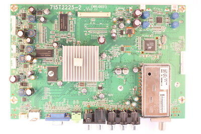 "Philips 46/"" 46PFL3608 A37Q0MMA-001 A37QAUH Main Video Board Motherboard Discount"