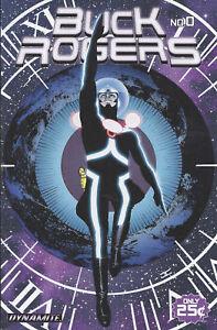 Buck-Rogers-Comic-Issue-0-Modern-Age-First-Print-2009-Scott-Beatty-Rafael-Lopez