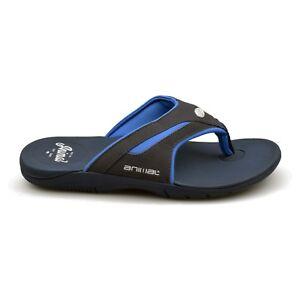 12e3d3f9e54bf Animal® Premium Classic Fader Navy Mens Flip Flops Sandals Brand New ...