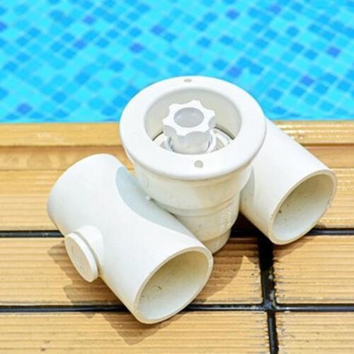 2x set Schwimmbad Spa Fluss Jet Massage Pool Massagedüse Big Power Jet