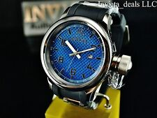 Invicta Men's 52mm Russian Diver Swiss Parts Movement Blue Dial Limited Ed Watch