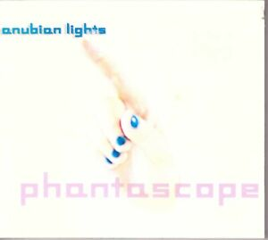 ANUBIAN LIGHTS Phantascope CD Electronic/Synth-Pop/Rock – in Slipcase