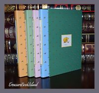 Winnie the Pooh Library by A. Milne Poems New Sealed Original 4 Volume Gift Set