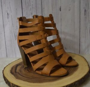 c4bec308d699 New UnUsed Condition Bamboo Mash-39 Women US 9 Tan Brown Sandals ...