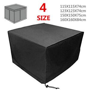 Garden-Patio-Furniture-Cover-Waterproof-Cube-Outdoor-Rattan-Table-Protective-UK