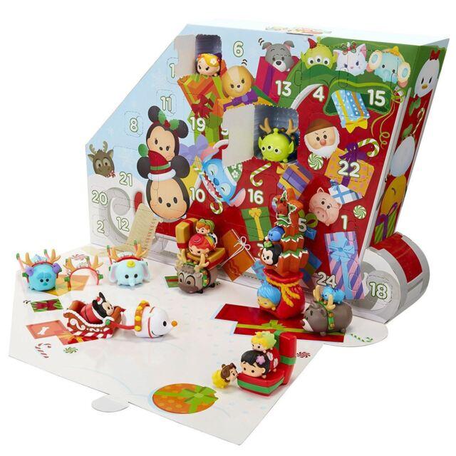 Calendrier De Lavent Soy Luna.Neuf Disney Tsum Tsum Calendrier De L Avent Noel 31 Pieces Noel Pixar Officiel