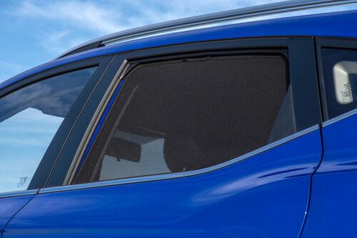 Blenden 2-teilig hintere Türe F48 Sonnenschutz für BMW X1 ab 2015 5-Türer BJ