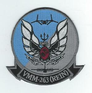 "REIN patch VMM-263 DET A /""OFF THE RESERVATION/"" !!NEW!"