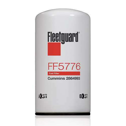 1 FF5617 NEW GENUINE  FLEETGUARD CUMMINS REPLACEMENT PART FUEL FILTER