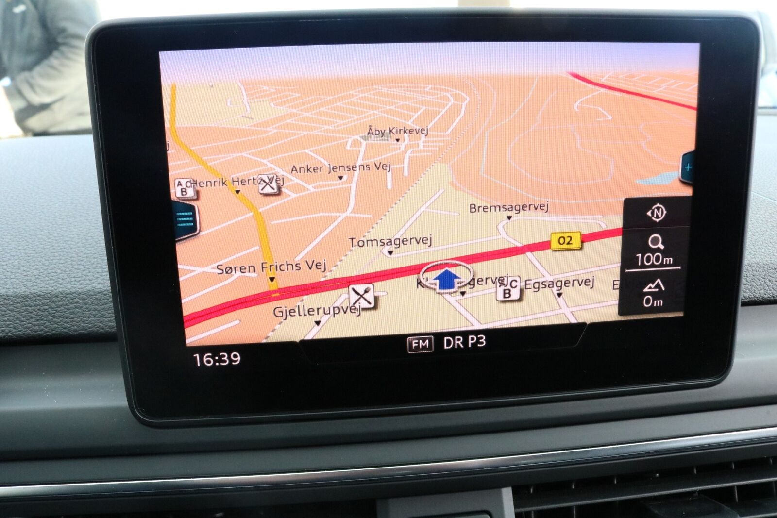 Audi A4 TFSi 190 Limited Avant S-tr.