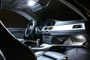 Image Is Loading Bmw 1 Series Led Xenon White Interior Lights
