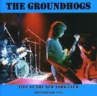 Live at the New York Club by Groundhogs (CD, Jul-2007, Talking Elephant)