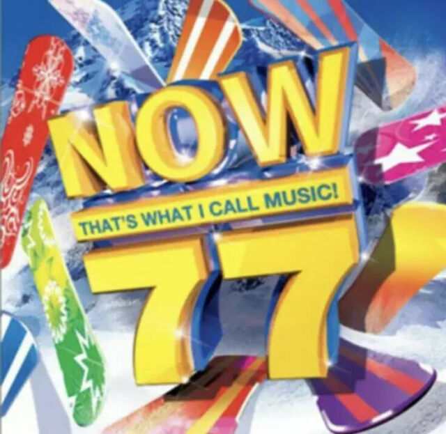 Various Artists - Now, Vol. 77 (2010) 2 Cd Album Very Good Condition