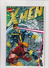 X-Men #3 w// Magneto December 1991 Newsstand Variant w// Art by Jim Lee
