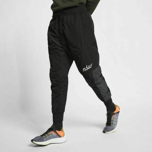 ponerse en cuclillas cruzar tubo  Nike Sportswear Optic Jogger Pants Color Black Men's Small 928493 010 for  sale online | eBay