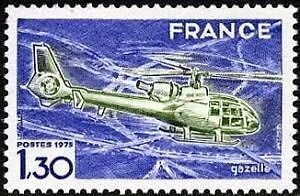 "FRANCE N°1805 ""HELICOPTERE GAZELLE"" NEUF xx TTB"