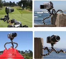 2016 Mini Flexible Tripod Bubble Octopus Stand Gorilla Pod Gopro Camera/SLR/DV