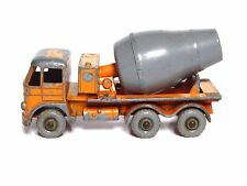 Matchbox Lesney No.26b Foden Cement Mixer Lorry (RARE LIGHT GREY BARREL)