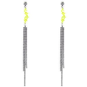 Tom-Binns-Neon-Yellow-Chaos-Drop-Earrings
