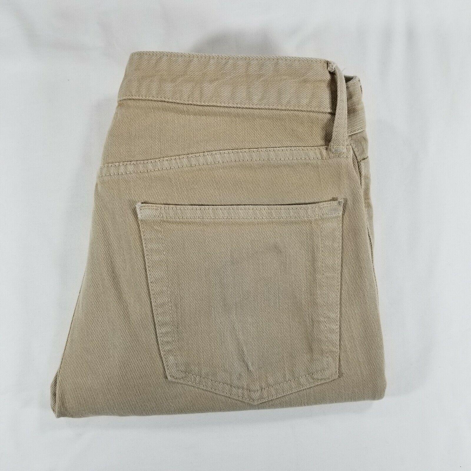 Bonobos Travel Jeans Straight Fit - Tan - 39x32