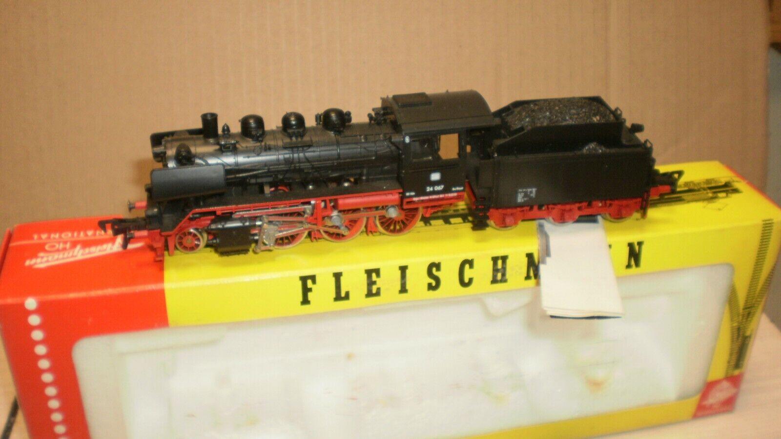 Loco vapeur BR 24.067 DB Fleischuomon
