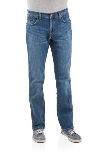 Wrangler Herren Jeans Arizona Stretch Straight Fit burnt blue neu