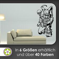Wüsten Schädel Wandtattoo KIWISTAR waf0086 Aufkleber Wall Sticker