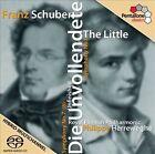 "Franz Schubert: Symphonies Nos. 6 ""The Little"" & 7 (8) ""Unfinished"" Super Audio Hybrid CD (CD, Aug-2012, PentaTone Classics)"