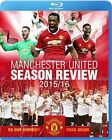 Manchester United Season Review 2015/16 Blu-ray 5035593201829 Jonathan Sides