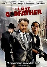 NEW COMEDY DVD // THE LAST GODFATHER // Harvey Keitel, Shim Hyung-rae, Jason Mew