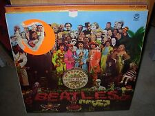 BEATLES sgt pepper's ( rock ) - philippines - SEALED - misprint -
