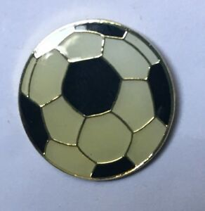 SOCCER BALL - lapel tie pin badge hat cap FIFA World Cup
