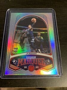 Ja-Morant-2019-20-Panini-Chronicles-Marquee-RC-Rookie-253-Grizzlies