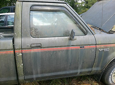 Ford Ranger Pickup Cab Floor Front Section Left 1983-1988