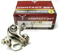 Yamaha Dt250 Dt1 Rt1 Dt2 Contact Breaker Points Set