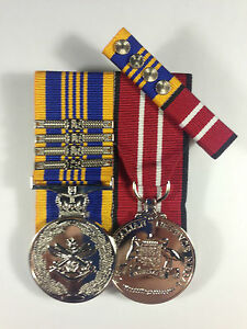 *10* x ARMY NAVY AIR FORCE AUSTRALIAN DEFENCE LONG SERVICE MEDAL REPLICA