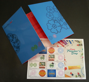 SJ-Malaysia-Happy-Teacher-039-s-Day-2018-Student-Pencil-personal-sheetlet-MNH
