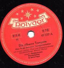 Tanzorchester Werner Müller 1953 : Die silberne Trompete