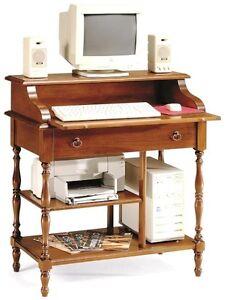 PORTA COMPUTER PC SCRIVANIA ARTE POVERA | eBay