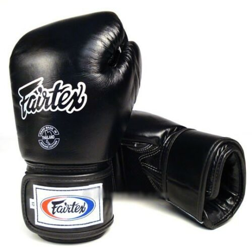 Fairtex Universal Breathable Boxing Gloves TightFit Design 10 Days Made To Order