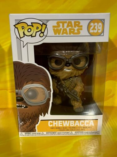239-Chewbacca Star Wars-Funko Pop