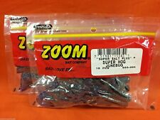 10cnt #085-054 Watermelon Red ZOOM Super Hog 2 PCKS