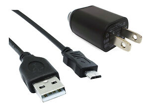 2a Ac Power Charger Adapter Usb Cord For Amazon Kindle