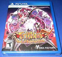 Trillion: God of Destruction (Sony PlayStation Vita, 2016) Video Games