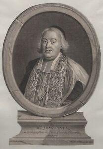 Jean-Pinel-de-la-Marteliere-Archipretre-Paris-Saint-Severin-gravure-XVIIIe