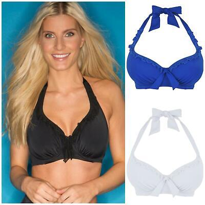Pour Moi Mesh It Up Underwired Padded Top Ultramarine- 62000