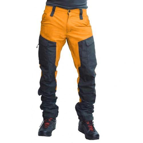 ITALY MORN Pantalones Cargo Pare Hombre Senderismo Ropa de Trabajo Trekking M/últiples