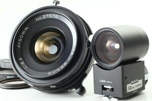 N-MINT-Mamiya-Sekor-50mm-f-6-3-Lens-Finder-For-Universal-Press-from-JAPAN