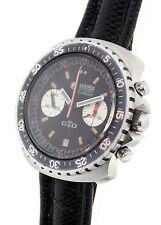 Roamer Stingray acero señores chronograph-Ref. 734-9120.900 de los años 70er