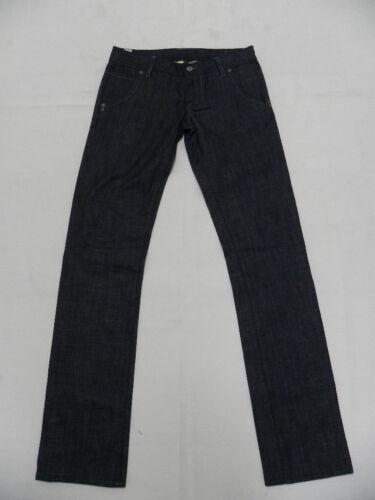 Resina Denim Scuro Skinny Blu Sz 27 5 Dc Donna Jeans z6Yw0